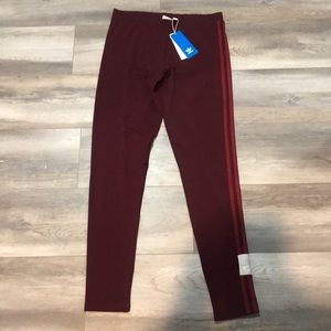 Adidas leggings NEVER WORN Tags still attached